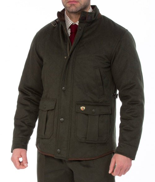 Alan Paine Loden Quilted Jacket
