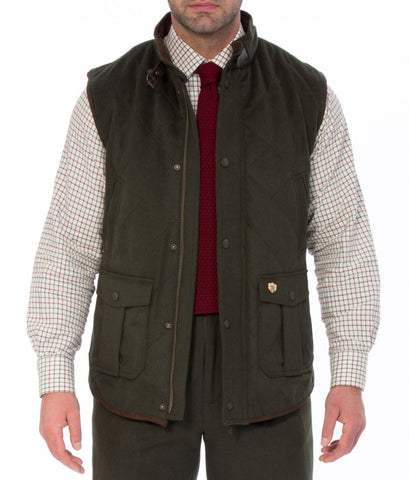 Alan Paine Combrook Coat - Peat RRP £319.95