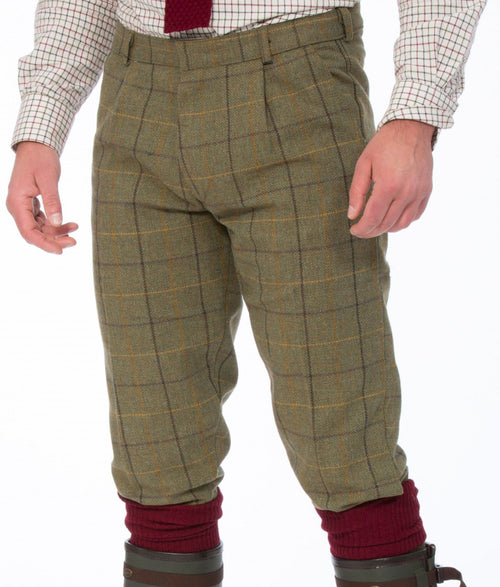 Alan Paine Rutland Breeks - Dark Moss