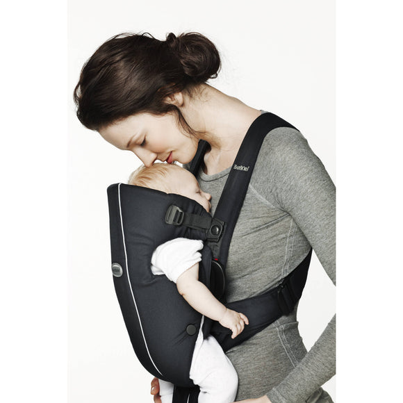 Baby Bjorn Baby Carrier Original - Dark Blue, Cotton