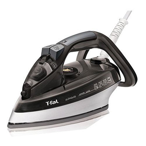 T-fal FV4495 Ultraglide Easycord Steam Iron with Ceramic Scratch Resistant Nonstick Soleplate