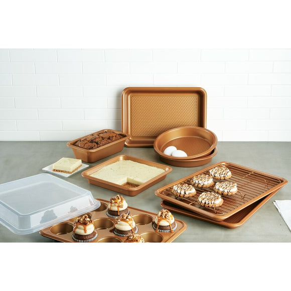 Ayesha Curry 10 Piece Non-stick Bakeware Set