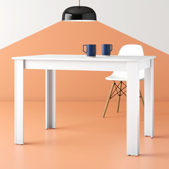Blitz Dining Table-White