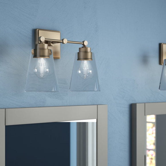 Gallego 2-Light Vanity Light