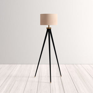 "Guillemette 60"" Tripod Floor Lamp"