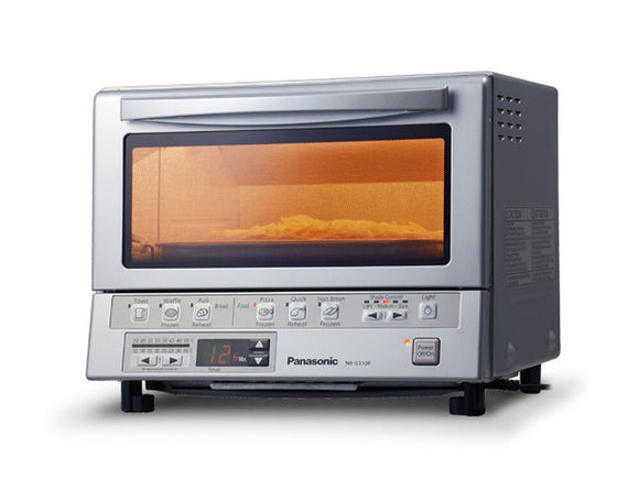 Panasonic Flash Express Toaster Oven, Silver-2