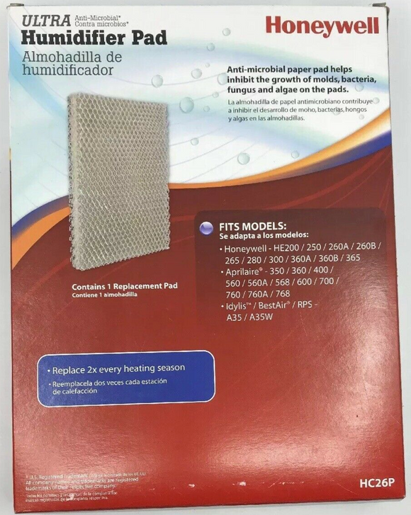 Honeywell HC26P Whole House Humidifier Pad