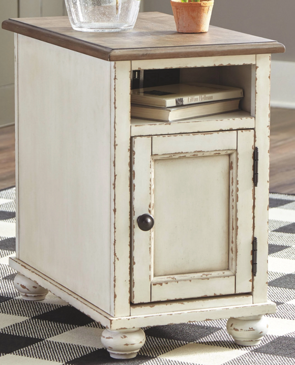 Sara End Table with Storage