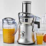 Breville Juice Fountain Cold, Extra Large, Brushed Stainless-Steel