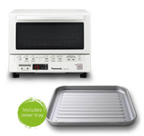 Panasonic Flash Express Toaster Oven - Silver NB-G110P