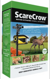 COSTWAY SCARECROW MOTION ACTIVATED OUTDOOR PEST ANIMAL DETERRENT REPELLER
