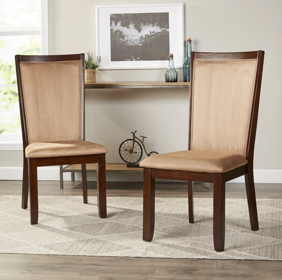 Faction Side Chairs. Set of 2.