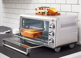BLACK & DECKER Extra Wide Crisp 'N Bake Air Fry Toaster Oven