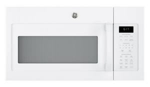 GE - 1.7 Cu. Ft. Over-the-Range Microwave with Sensor Cooking - White