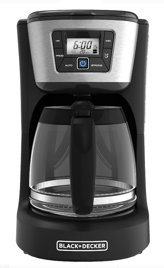 BLACK+DECKER 12C COFFEE MAKER-3