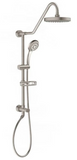 Pulse Kauai III Rain Shower System- Chrome