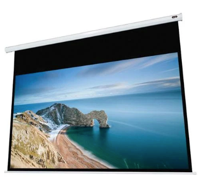 Juno Motorized Electric Projection Screen
