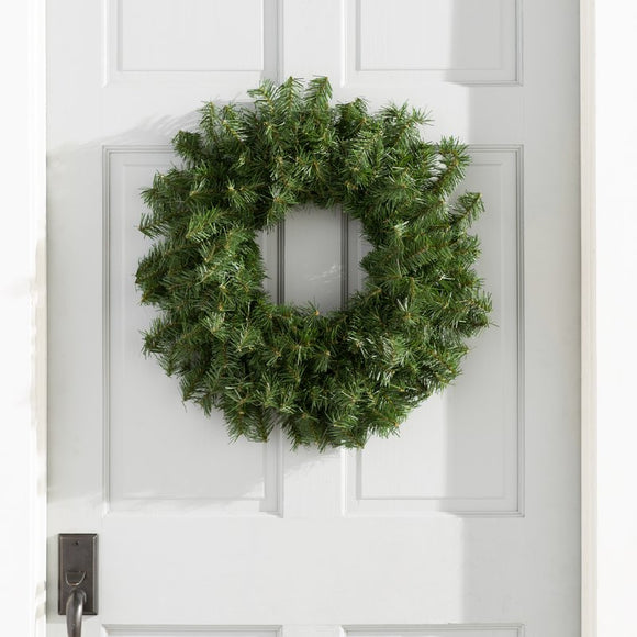 Wayfair Basics Pine Wreath