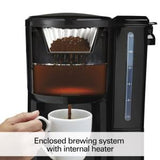 Hamilton Beach 12-Cup Coffee Maker, Programmable BrewStation Dispensing Coffee Machine (47900)-2