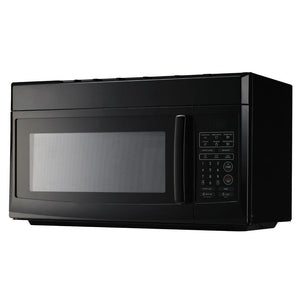 Magic Chef 1.6 cu. ft. Over the Range Microwave in Black-2