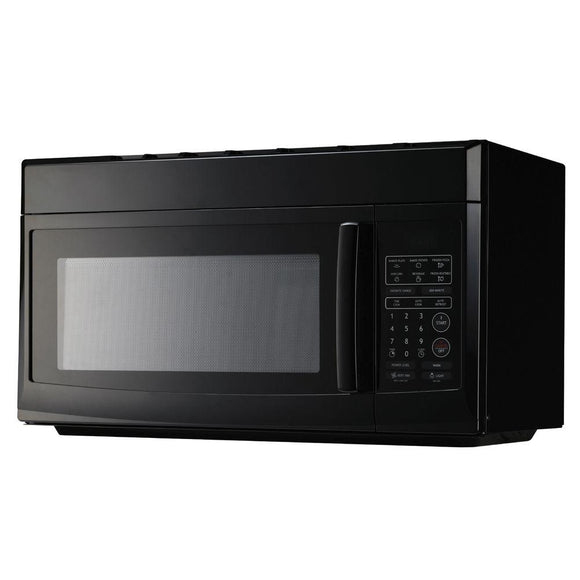 Magic Chef 1.6 cu. ft. Over the Range Microwave in Black