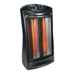 Comfort Zone Quartz Radiant Tower Heater