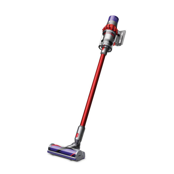 Cyclone V10 Motorhead Cordless Stick Vacuum Cleaner, Red