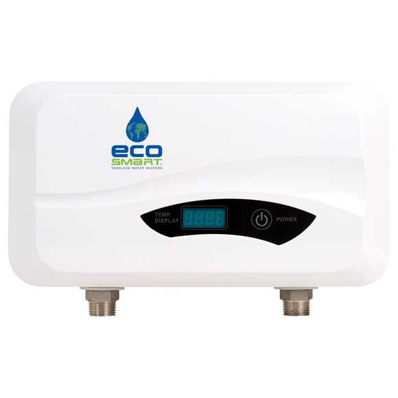 Ecosmart POU 3.5 Point of Use Electric Tankless Water Heater, 3.5KW120-Volt
