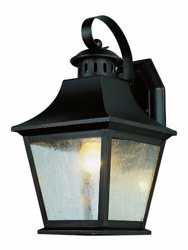 Trans Globe Lighting-Whitchurch Outdoor Wall Lantern-Oil Rubbed Bronze