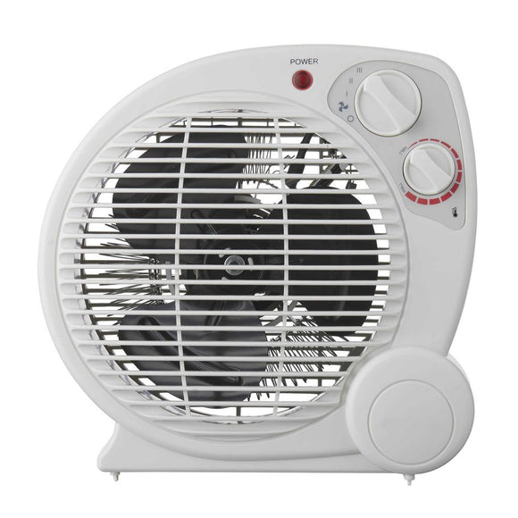 1500-Watt Electric Fan Forced Portable Heater
