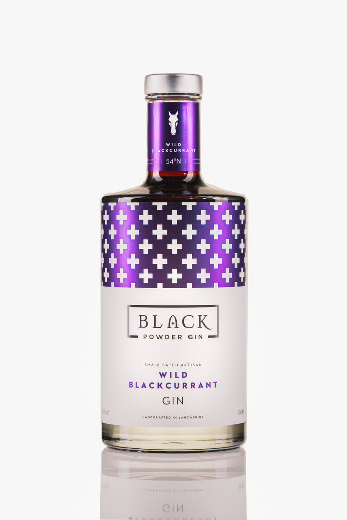 Wild Blackcurrant Gin 70cl / 37.5%abv