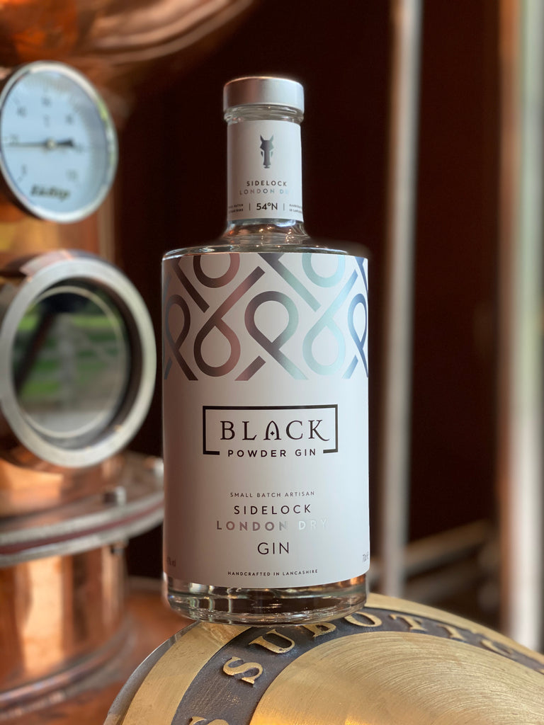 Sidelock London Dry Gin