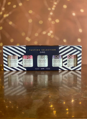 Gin Miniature Gift Box