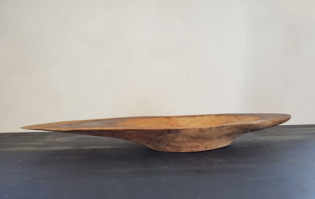 Bart Tenore- Floating Red Oak Bowl #127