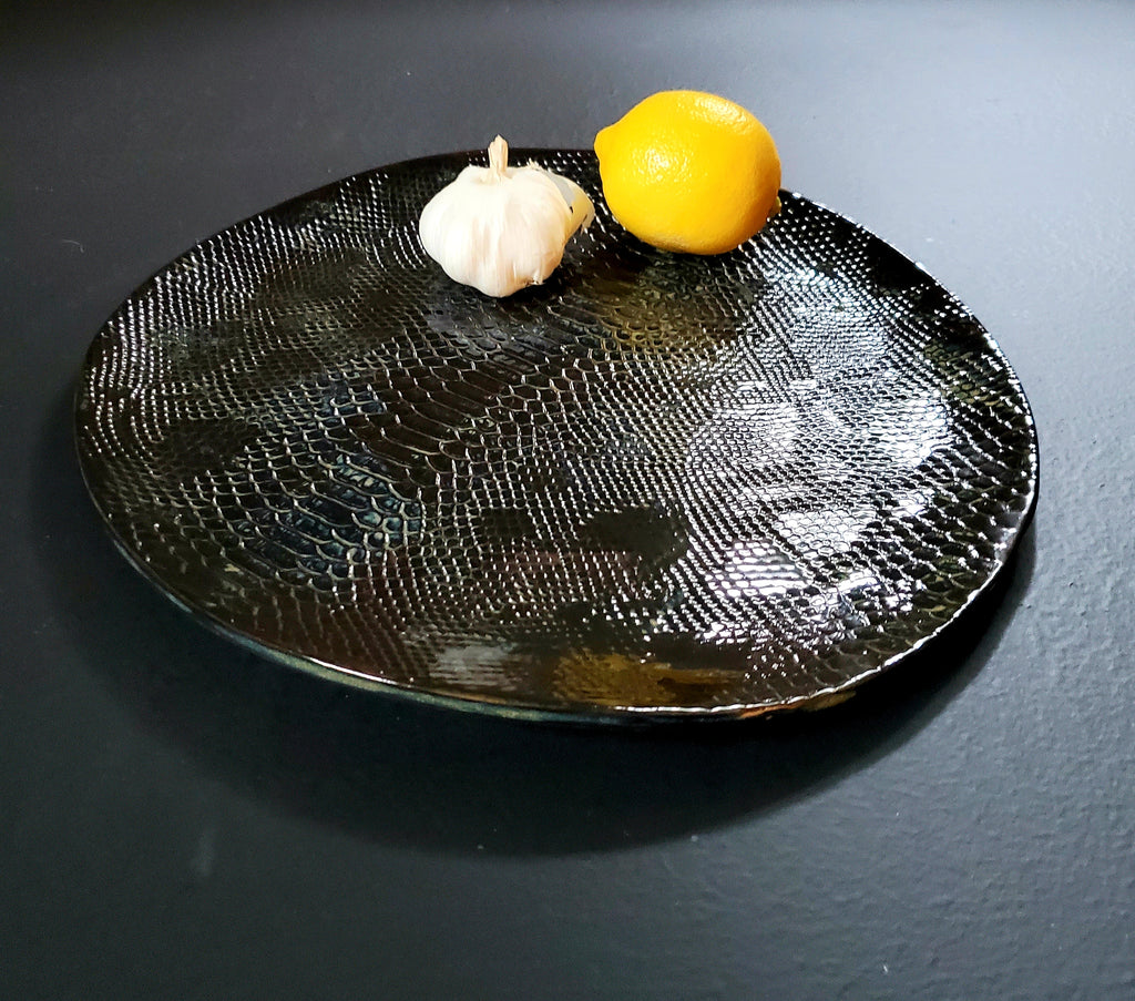 JRN- River Serpent Platter