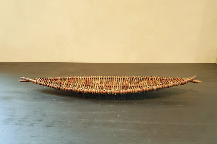 Jesica Clark - Willow Weaver: Farm Table Tray