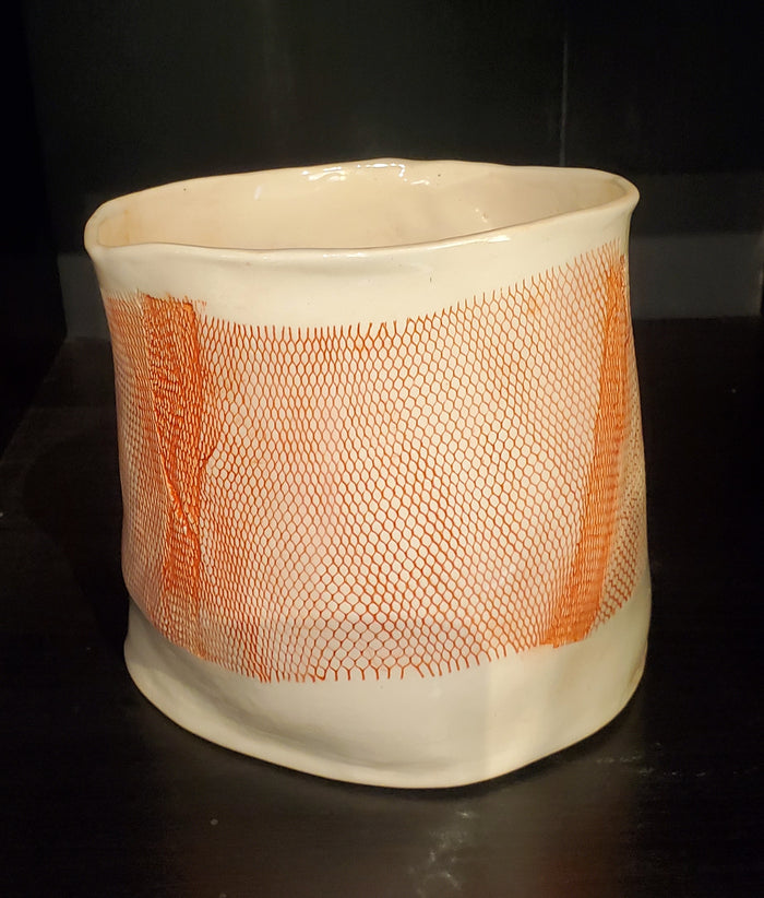 JRN - Orange Net Vessel