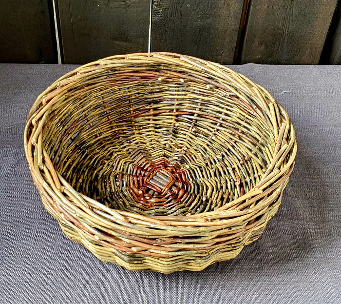 Jesica Clark - Willow Weaver Bread Basket