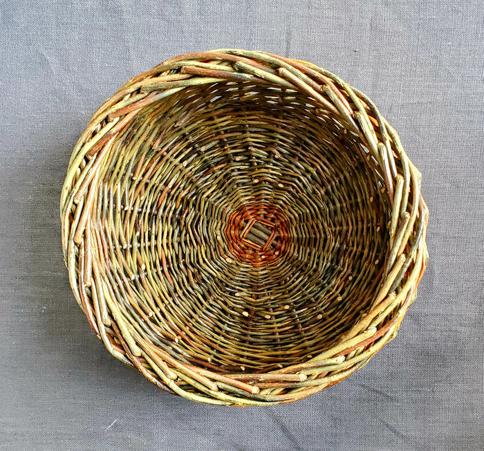 Jesica Clark - Willow Weaver: Farm Basket