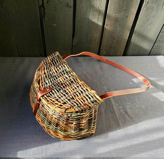 Jesica Clark - Willow Weaver Satchel Basket
