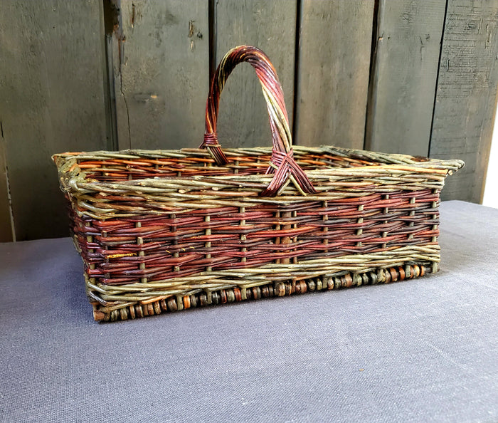 Jesica Clark - Willow Weaver Harvest Basket