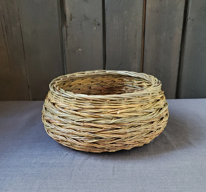 Jesica Clark - Willow Weaver Vegetable Basket