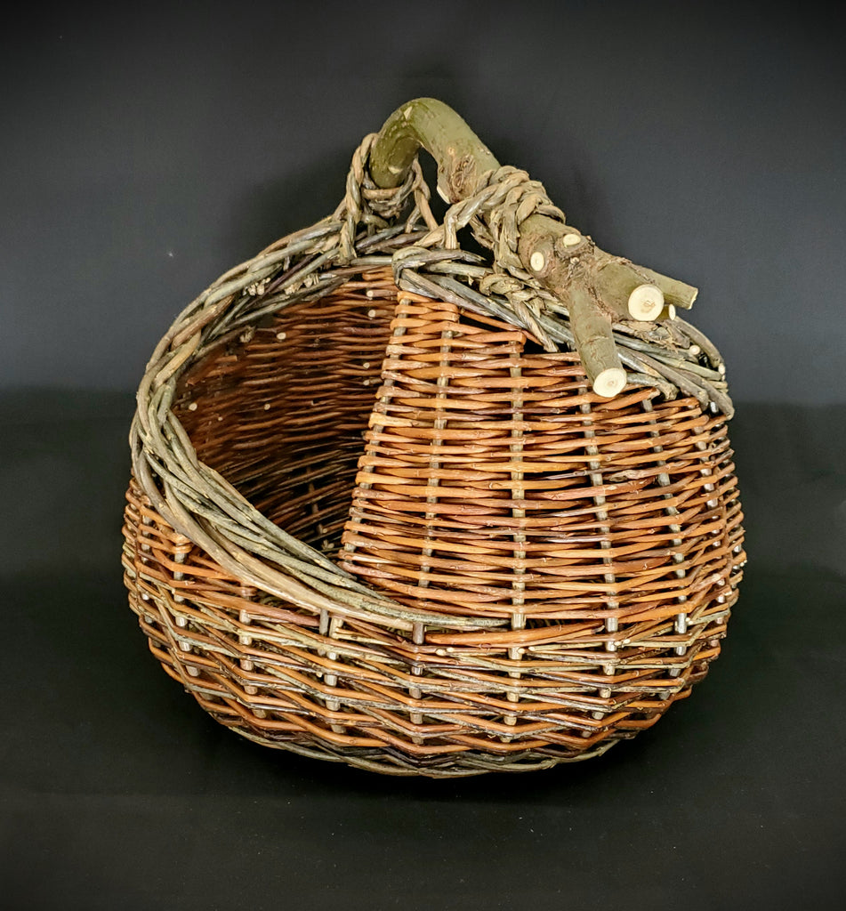 Jesica Clark - Willow Weaver Dragon Tail Orchard Basket