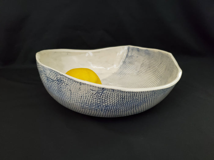 JRN - Lemon Bag Netted Bowl