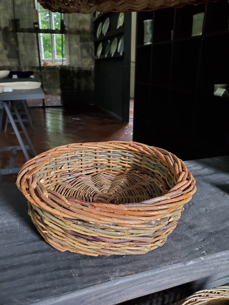 Jesica Clark - Willow Weaver : Petite Apple Basket