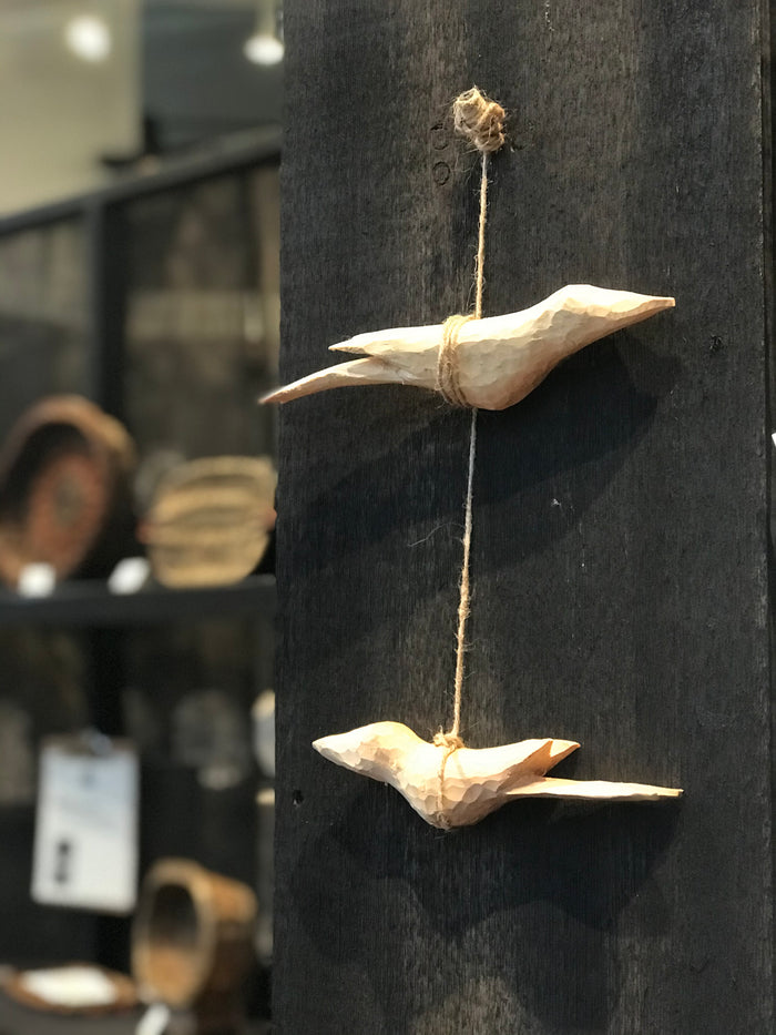 Bart Tenore - Hand Carved Birds