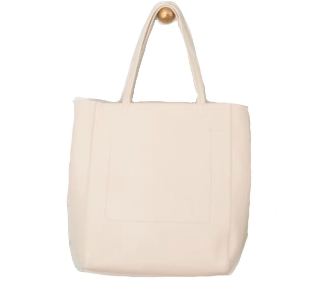 Nude Everyday Tote Bag