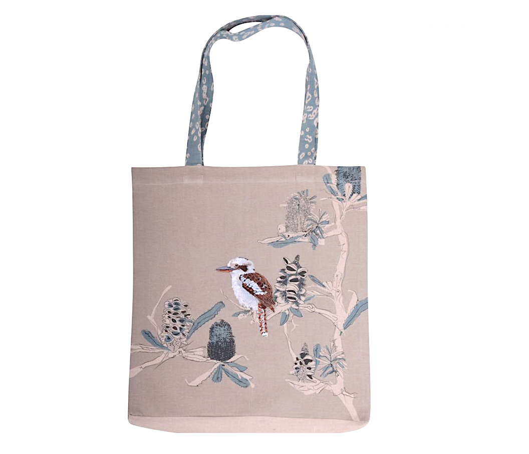 Kookaburra Shopper Bag