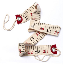 Measuring Tape Height Chart