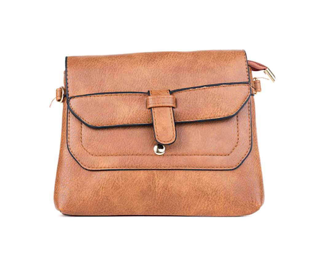 Caramel  Shoulder Bag